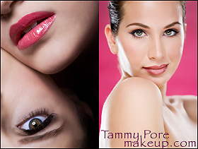 Tammy Pore Makeup Image